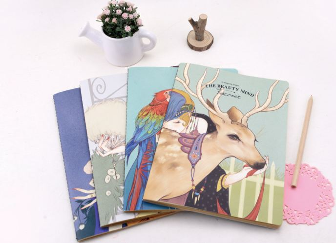 harga Beauty Mind Notebook / Buku Catatan / Notes Unik Tokopedia.com