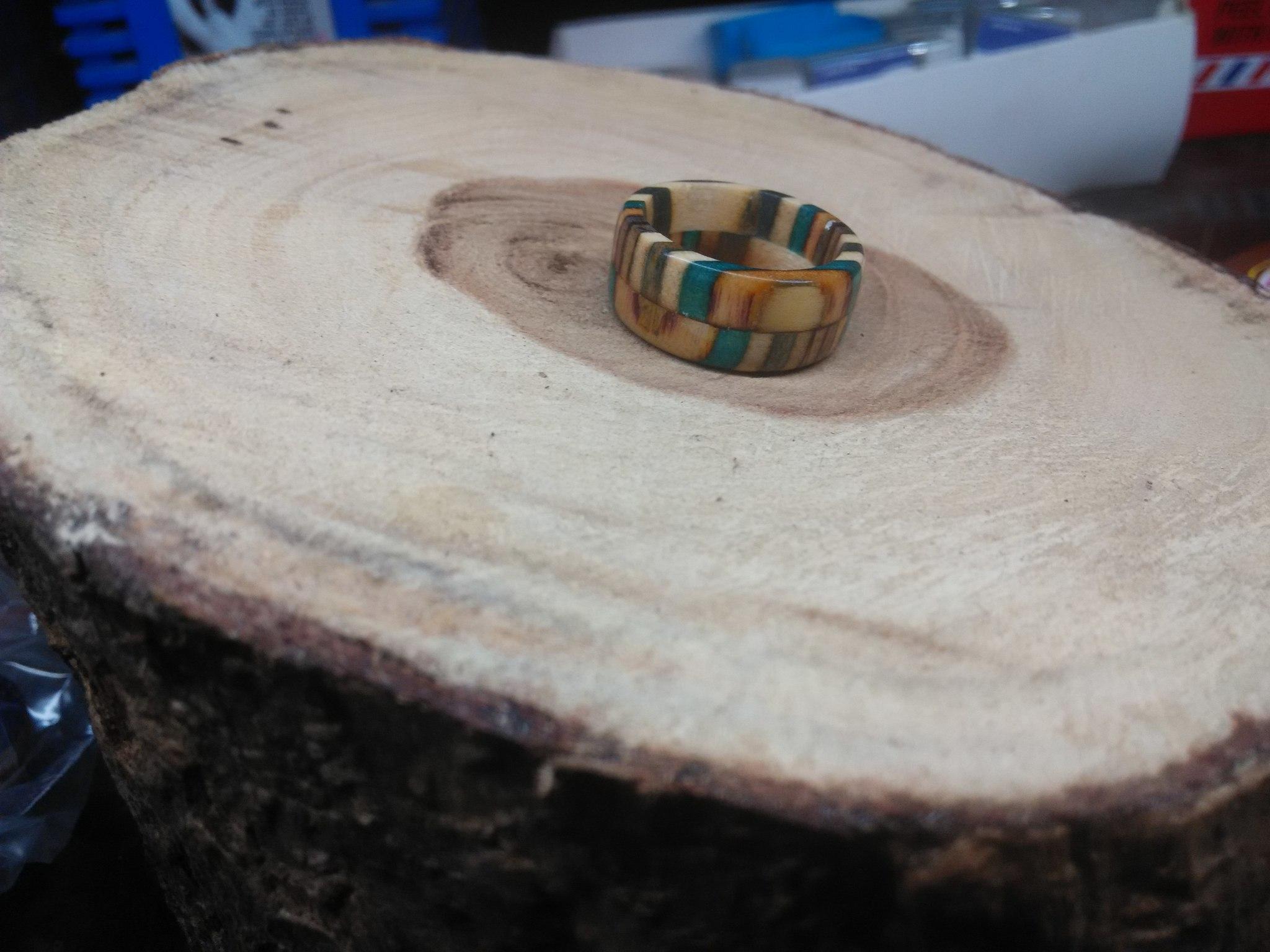 harga cincin kayu maple Tokopedia.com