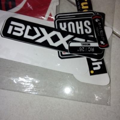 harga Stickerdecal Fork Rockshox Boxxer  Jaminan Mutu 129117 Tokopedia.com