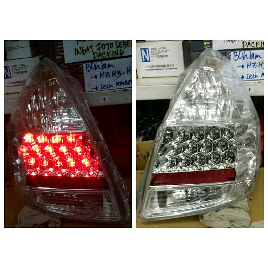 217-1964PXU-C STOP LAMP H. JAZZ 2004 (LED/ALL CLEAR)