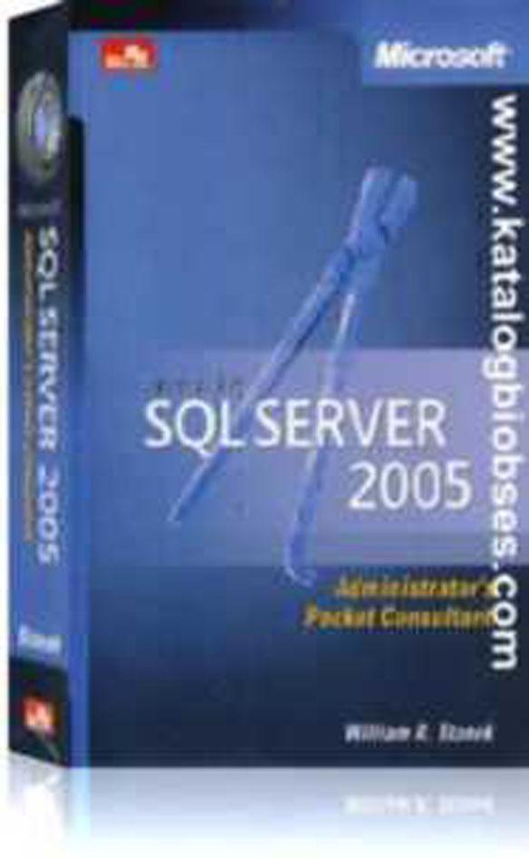 harga MICROSOFT SQL SERVER 2005 ADMINISTRATOR'S POCKET CONSULTANT Tokopedia.com