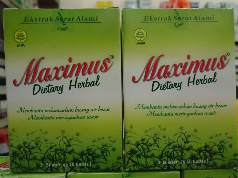 harga MAXIMUS Tokopedia.com