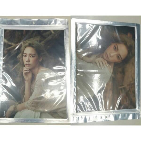 "harga Taeyeon ""SNSD"" - I A4 Limited Photo Tokopedia.com"