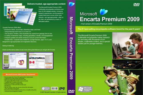 harga Microsoft Encarta Premium 2009 - the Encarta encyclopedia Tokopedia.com