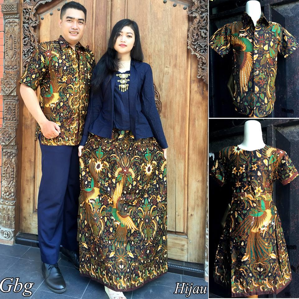 Jual Baju Batik Couple Family Sarimbit Keluarga Sepasang Pasangan ffda353083