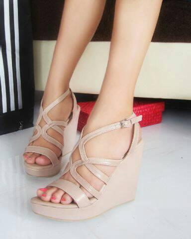 harga Sepatu/sandal cewek model Wedges LIMITED EDITION R01 Tokopedia.com