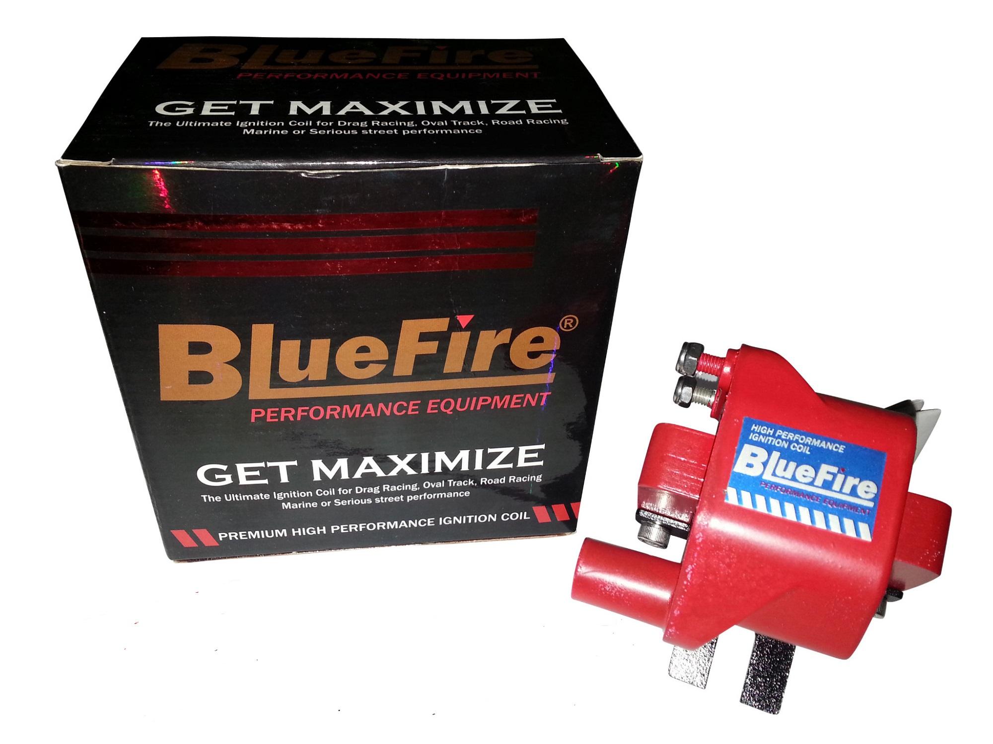 Koil racing Bluefire 65000 volt
