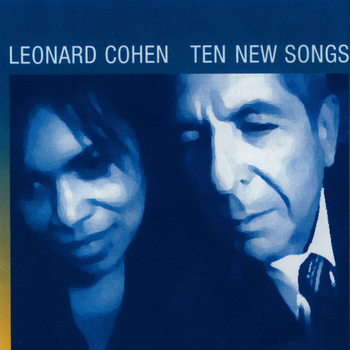 harga CD MUSIC LEONARD COHEN TEN NEW SONGS Tokopedia.com