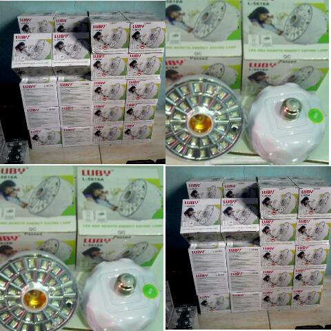 harga LAMPU EMERGENCY LUBY 30 LED REMOT Tokopedia.com