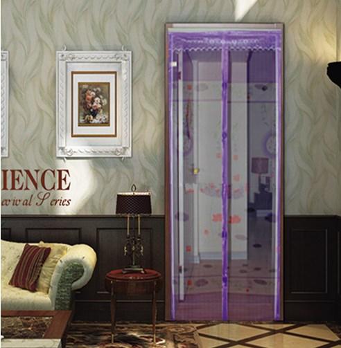 harga Tirai Pintu Magnet Anti Nyamuk Door Curtain Gorden Geo Mesh Magnetic Tokopedia.com