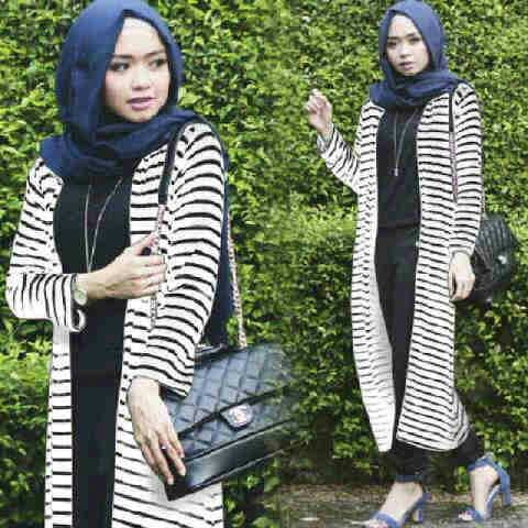 stella hijab set salur 4in1