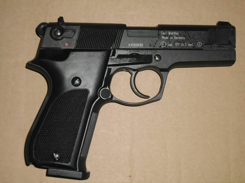 harga Walther CP 88 Umarex Jerman Full upgrade + Tokopedia.com