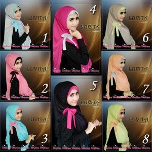 Hijab/Jilbab Syria Luvita