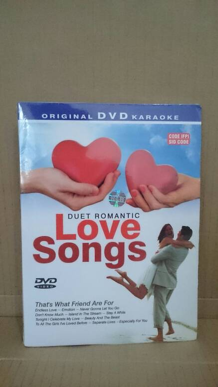 harga DUET ROMANTIC LOVE SONG Tokopedia.com