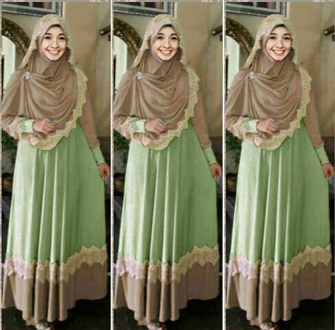 Hijab mint N1