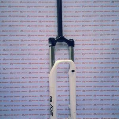 harga Fork Rst Blaze White 120mm  Lock Disc Brake Only   Murah Yuk Di Order Tokopedia.com