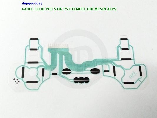 KABEL FLEXI PCB STIK PS3 TEMPEL ORI MESIN ALPS