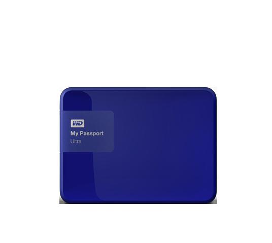 Jual WD My Passport Ultra 1TB Blue USB 30 25 HDD