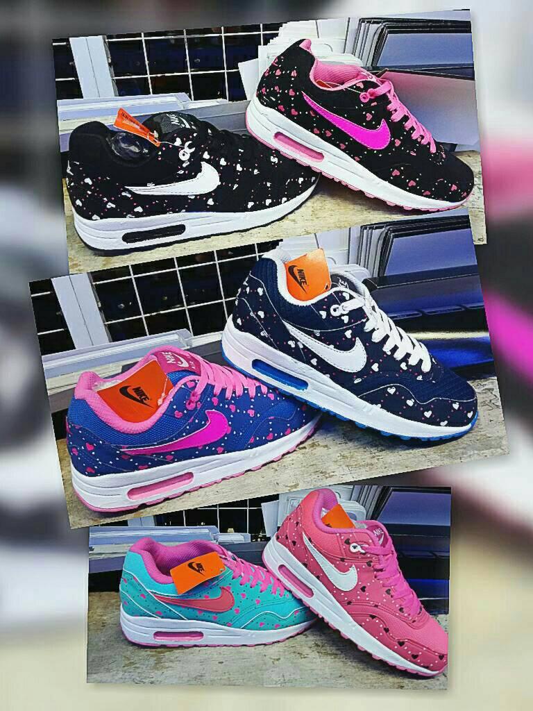 Jual Sepatu Nike Airmax One Lucu Keren Murah Cewek Hadiah Lari 074ab94525