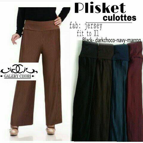 supplier hijab : plisket kulot celana kulot hijab