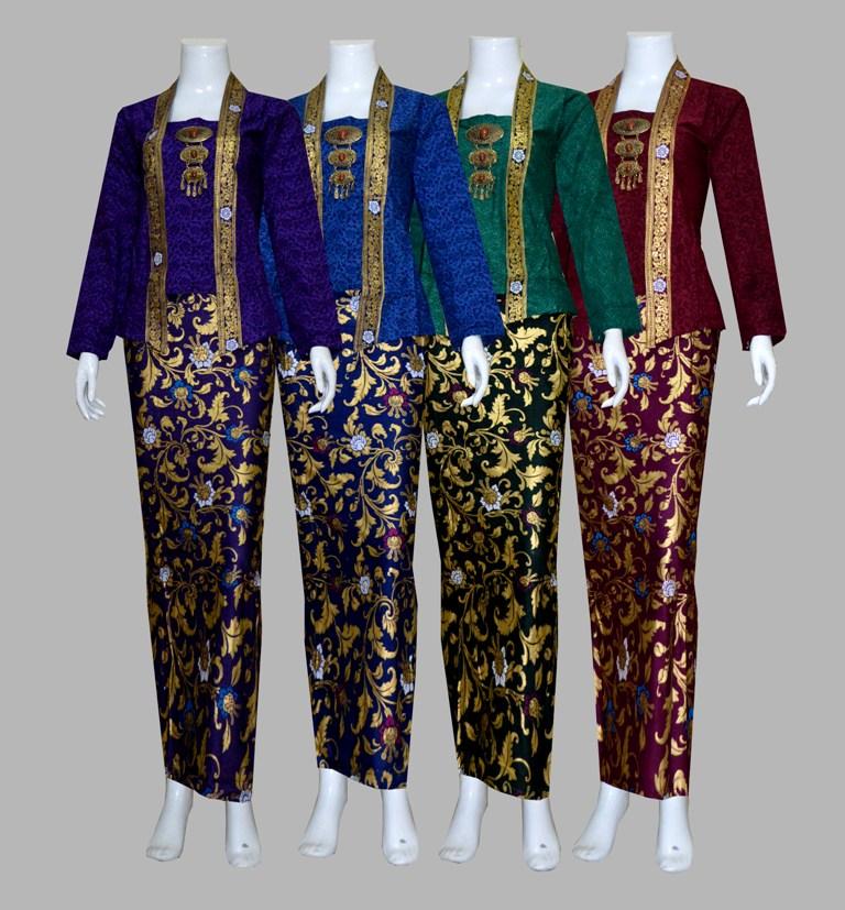 Sepatupria Terbaru Baju Batik Wanita Untuk Pesta Images