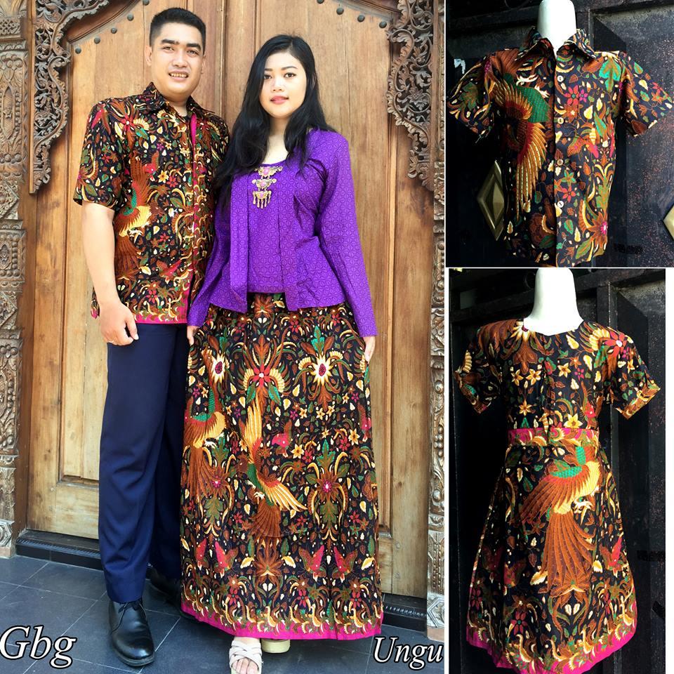 Diskusi Produk Baju couple batik family sarimbit keluarga pasangan