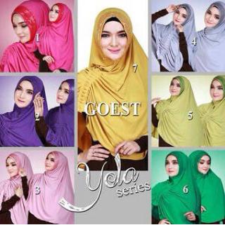 Hijab/Jilbab Syria Yola