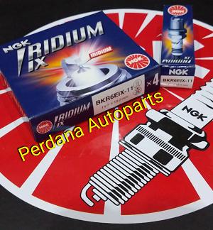 Busi NGK Iridium utk Jazz iDSI (BKR6EIX-11)