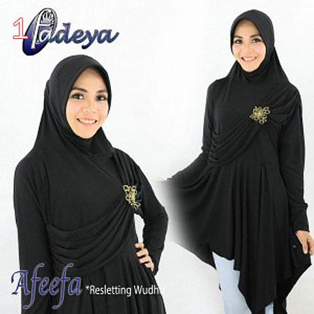 Hijab/Jilbab Fadeya Tunik Afeefa