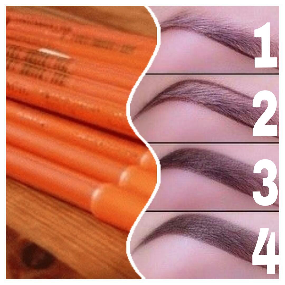 Viva Eye Brow Pencil Pensil Alis Coklat Daftar Harga Terlengkap Queen Eyebrow 100 Original V I A Cosmetic