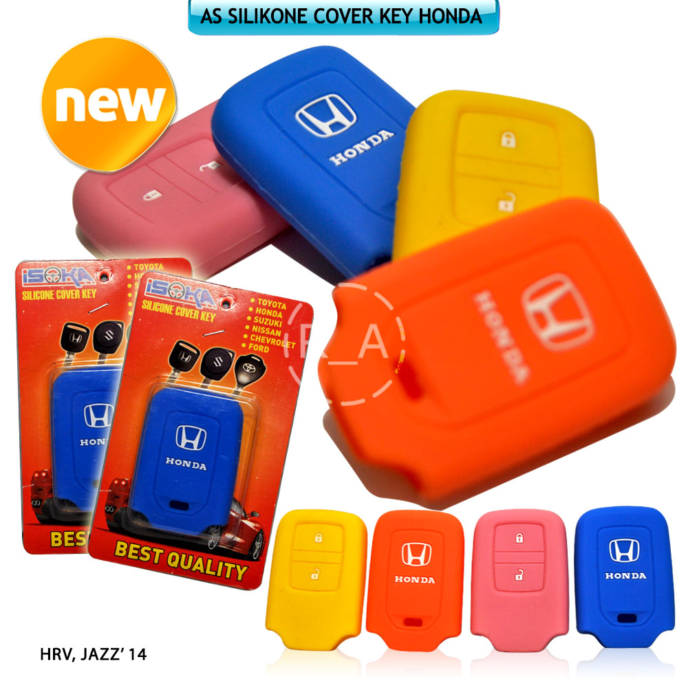 Key Silicon cover Honda HRV & Jazz 2014