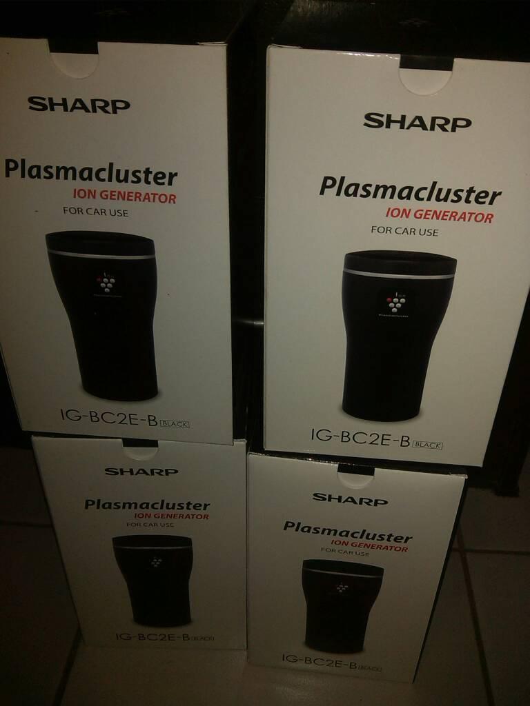 SHARP plasmacluster (ion generator)