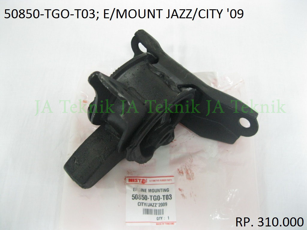Engine mounting Jazz RS