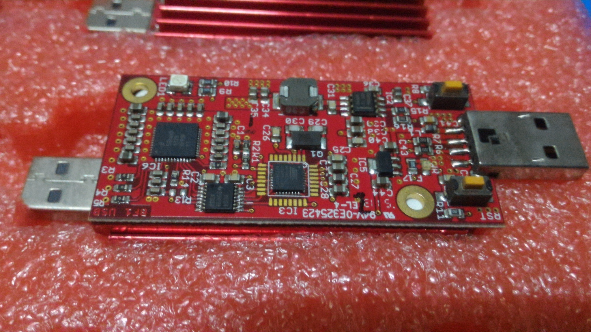 Jual Redfury USB ASIC Miner SHA-256 (+-2,5Gh/s) - Lee Goh ...