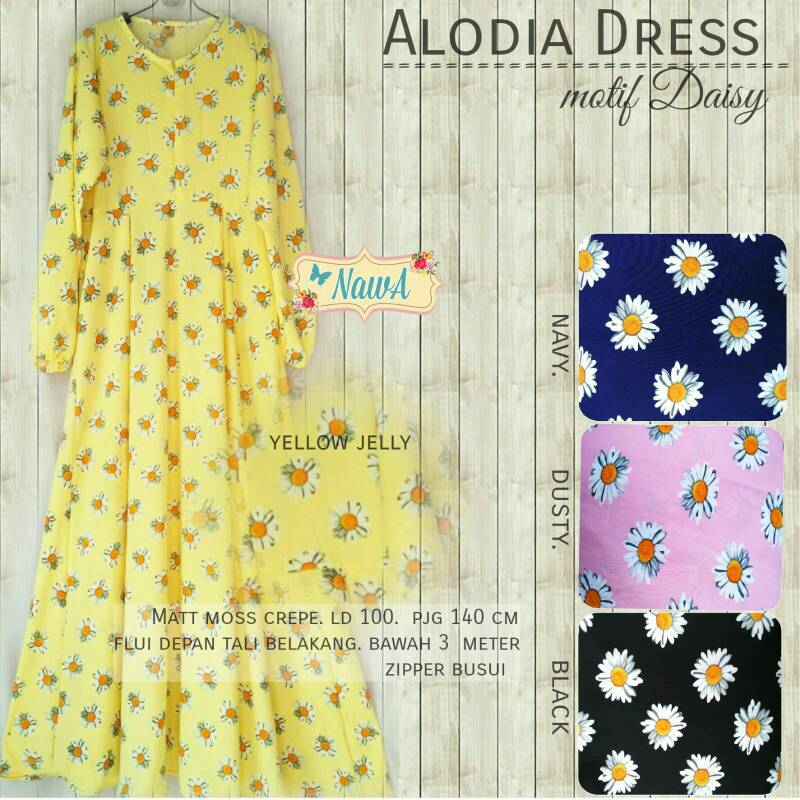 ALODIA SERIES 2 / SUPPLIER BAJU HIJAB