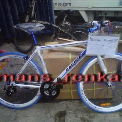 Sepeda Semi Balap Hybrid Pacific Trx 2707  Kualitas Di Jamin 150732