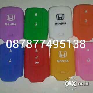 Honda jazz GK 13-15 keyless cover remote silicone