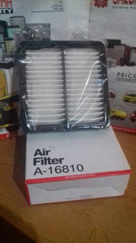 filter udara honda all new jazz /freed / all new city