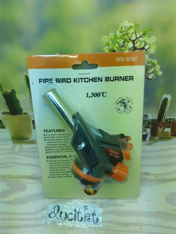 Tabung Gas Portable : Jual kepala korek tabung gas las portable fire bird