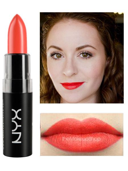 Nyx Lipstick Indie Flick Jual NYX Matte Lipstic...
