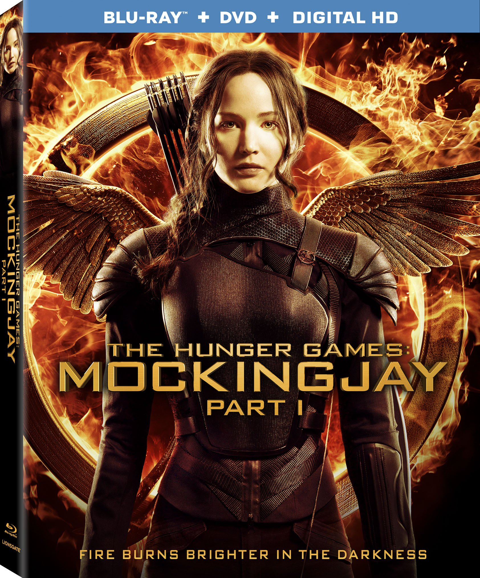 Download Film The Hunger Games : Mockingjay Part 1, 2