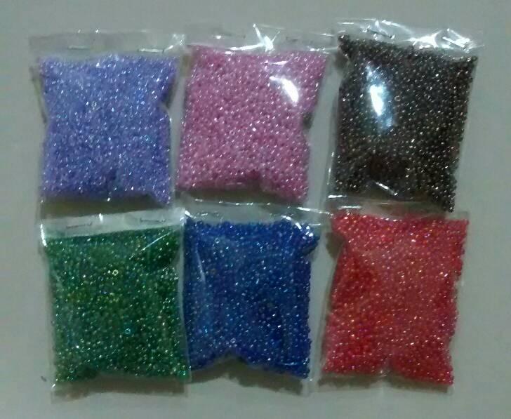 Payet pasir - warna 30gr