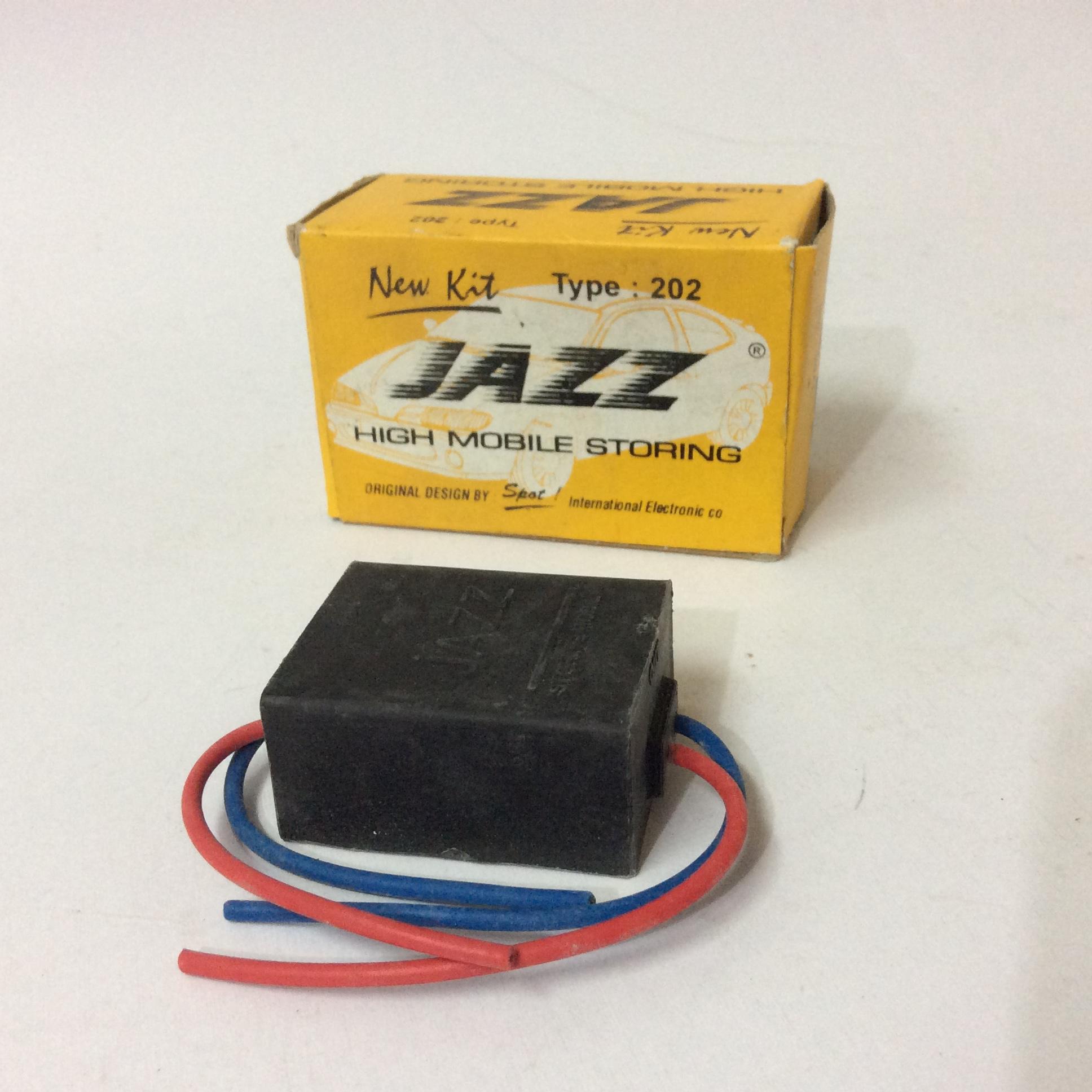 Anti storing merk JAZZ type 202/ peredam bising audio mobil