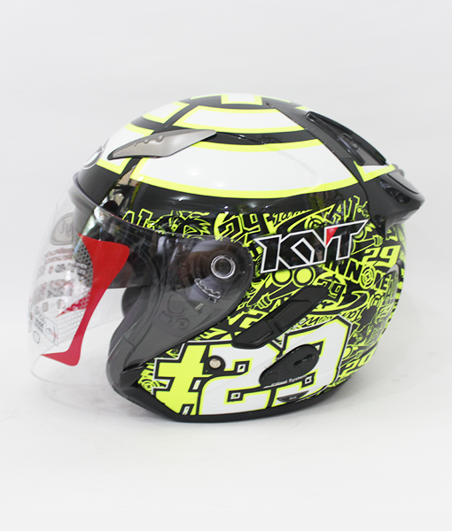 KYT Galaxy Slide Iannone