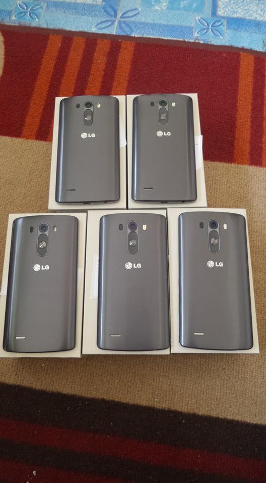 Jual LG G3 LteRAM 2GB Internal 16gbfullset Mulusss
