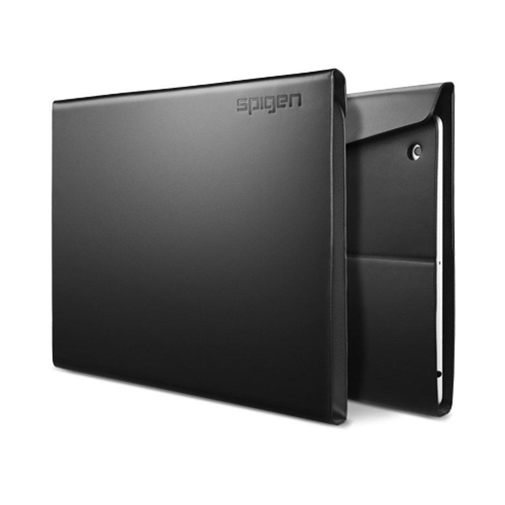 jual case ipad 2 3 4 original spigen leather case diary. Black Bedroom Furniture Sets. Home Design Ideas