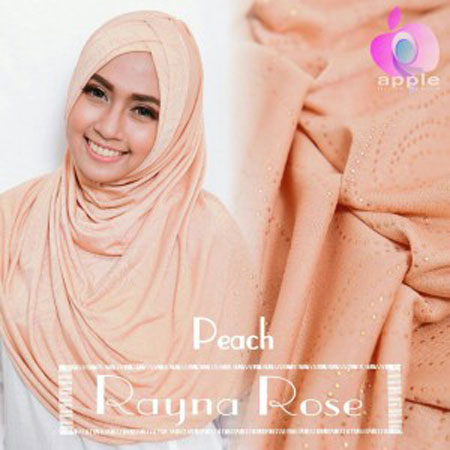 Hijab/Jilbab Apple Rayna Rose