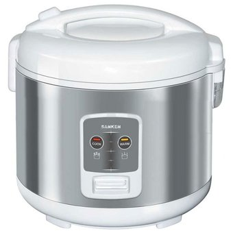 harga Rice Cooker / Magic com stainless Sanken 1.8lt SJ-2200SP Tokopedia.com