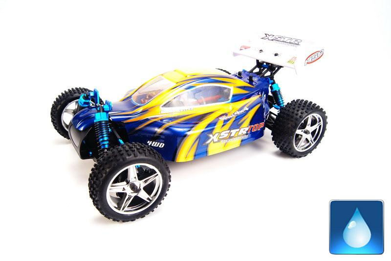 HobbyMall RC HSP Buggy 1:10 EP Brushless RTR 94107 PRO