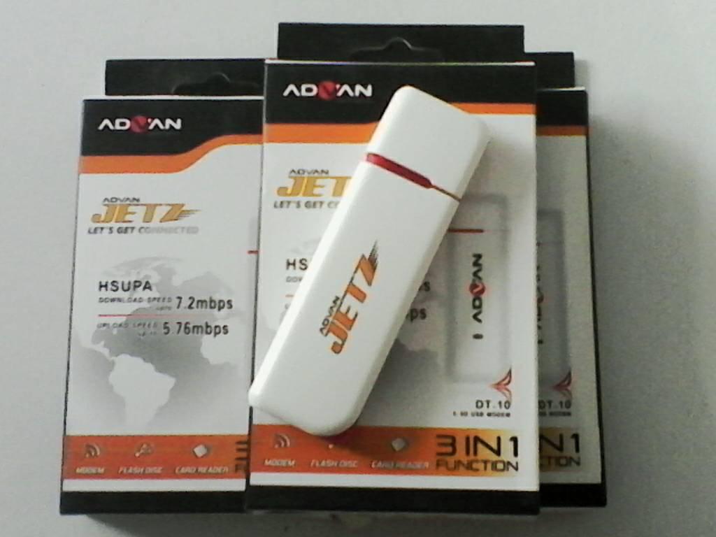 Jual Modem Advan Jetz Kiosmelati Tokopedia 3g Advance Dt10 All Operator  Bagus